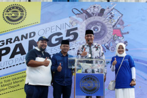 Grand Opening PANG5 Auto Part & Accessories
