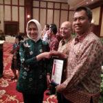 Pemkot Depok Raih Dua Penghargaan Anugerah Kota Cerdas 2017