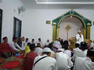 Peringatan Maulid Nabi Muhammad SAW di Mushalla Arrahmah Kalimulya Cilodong