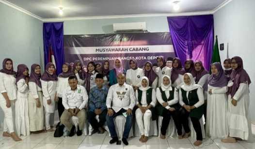 PKB Depok Berikan Kuota Khusus Untuk Caleg Perempuan