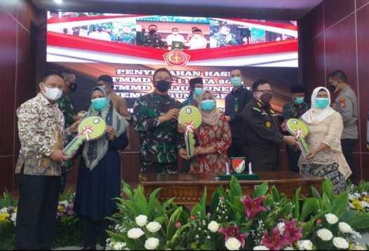 TMMD ke 112 Telah Usai, Supian Suri : Terimakasih TNI