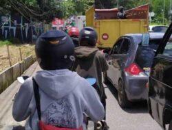 Dikeluhkan Masyarakat, Nurdin Inginkan Percepatan Pelebaran Jalan Sawangan